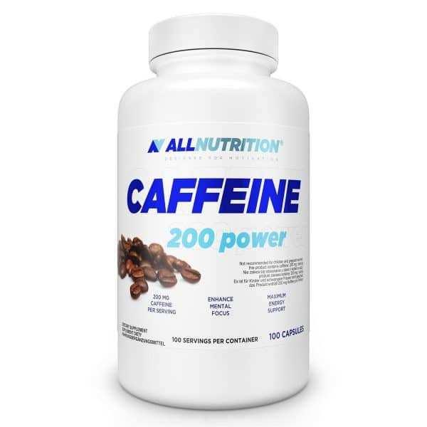 Caffeine Allnutrition 100 caps