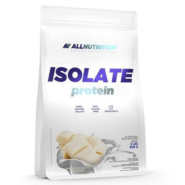 ISOLATE Whey PROTEIN 908g