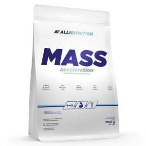 MASS ACCELERATION 3 KG ALLNUTRITION  Mass Gainer