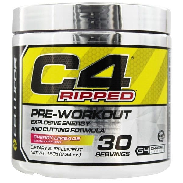 Cellucor C4 Ripped Pre-workout 30 Servings