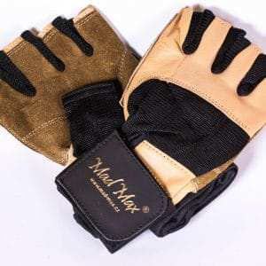 MADMAX GYM GLOVES with wrist wrap support