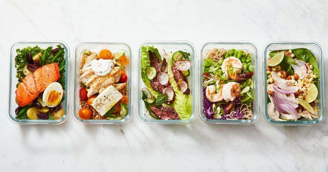 Contest Prep Foods Versus