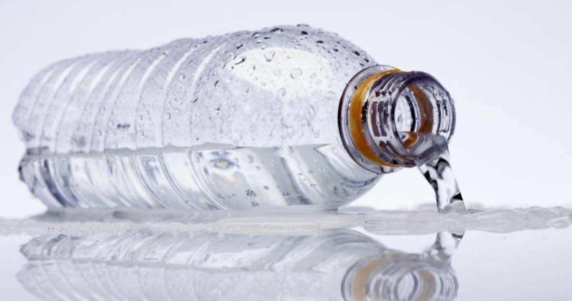 Do you drink water from a plastic bottle